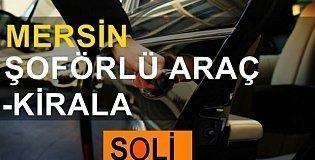 Mersin'de Şoförlü Araç Kiralamada Son Nokta
