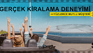 Mersin rent a car firmanız SOLİ CAR